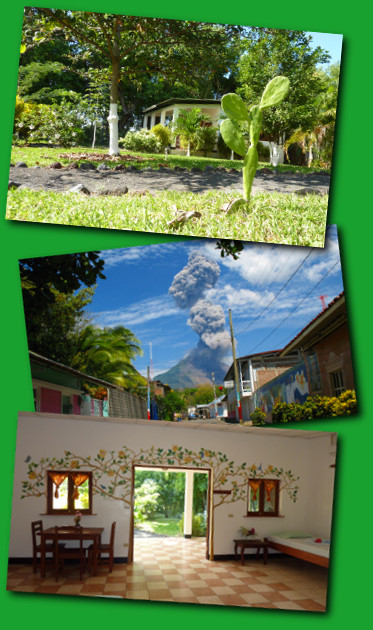 Hospedaje Soma Accommodations in Moygalpa on Ometepe Island